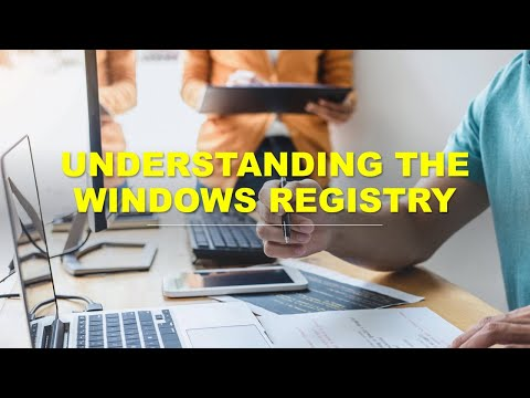 Understanding Wndows Registry