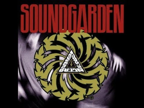 Soundgarden - BadMotorFinger [Full Album]
