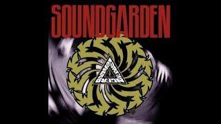 Soundgarden - BadMotorFinger [Full Album]