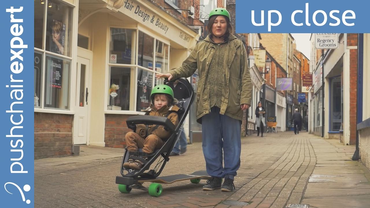 Quinny Longboard Stroller - YouTube