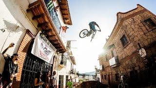 Trek X Taxco | C3 Riders Brett Rheeder, R-dog, And Makken Get Rowdy At Taxco Urban Downhill 2014