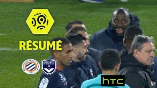 Video Gol Pertandingan Bordeaux vs Montpellier
