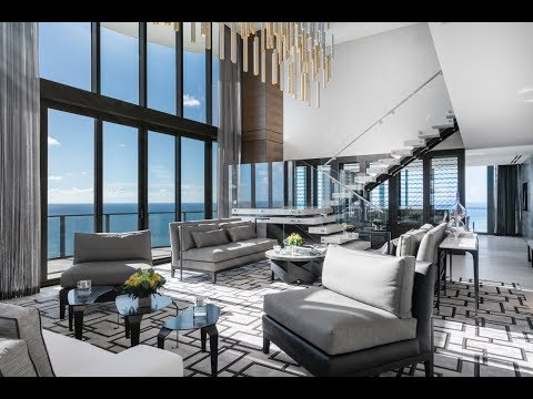Ultra Modern 3 Story Penthouse -- Lifestyle Production Group