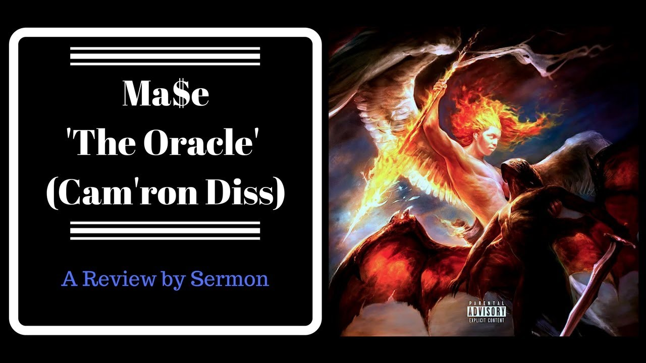 Mase the oracle camron diss review youtube mase the oracle camron diss review malvernweather Image collections