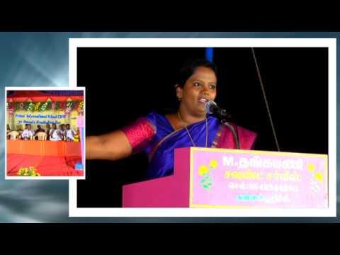 Dr, L.S.Parveen Sulthana motivational Speech