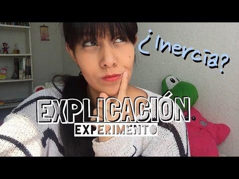 PRIMERA LEY DE NEWTON | EXPLICACIÓN + EXPERIMENTO | INERCIA | +3 AÑOS | CONECTA CIENCIA