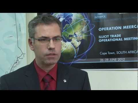INTERPOL interview: Giorgio Sincovich, World Customs Organization
