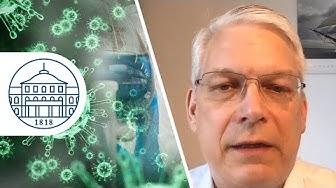 Uni Hohenheim schließt Präsenzbetrieb - Statement von Rektor Prof. Dr. Stephan Dabbert vom 18.3.2020