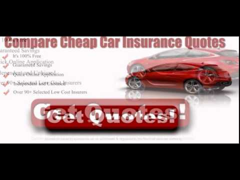 Compare Cheap Car Insurance Quotes Online Uk Youtube