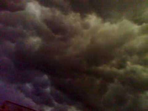 thunderstorm rising at Espoo