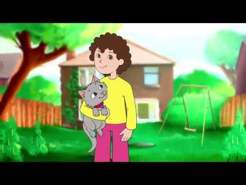 Active Angels promotional material for Tara and Her Talking Kitten