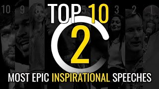Goalcast's Top 10 Most Epic Inspirational Speeches  | Vol.2
