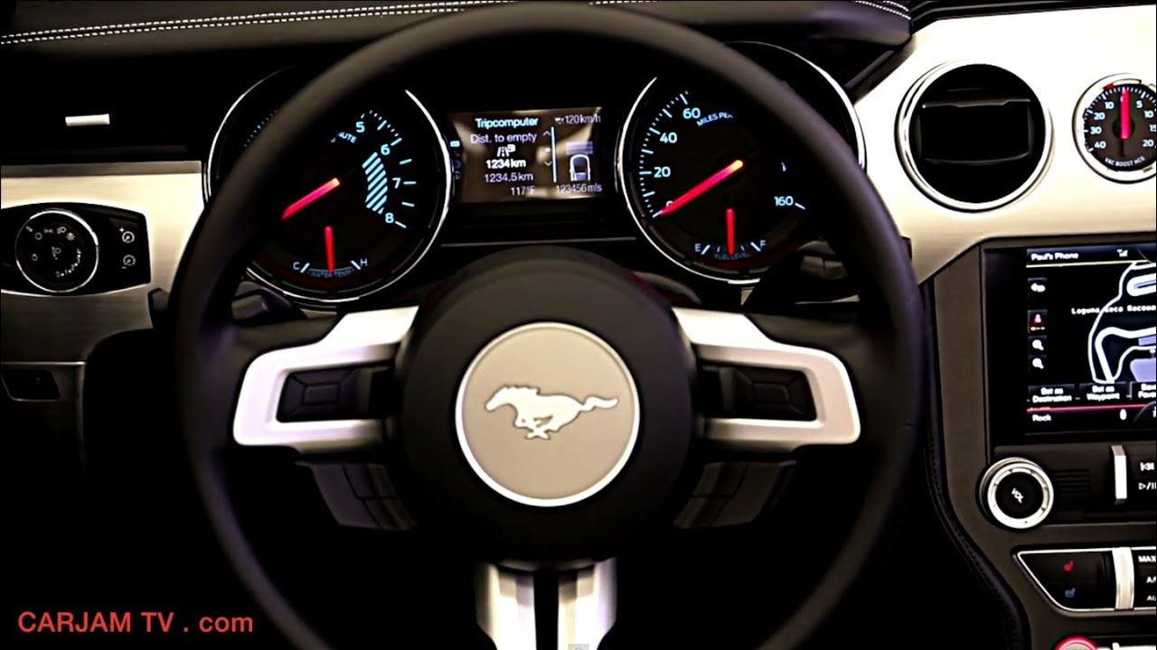 Good Ford Mustang 2014 Options Interior Colors HD Commercial Price From $22,200  Carjam TV HD Car TV Show   YouTube