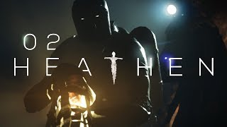 Heathen - The Sons of the Law (PL) #2 - Na sam szczyt (Gameplay PL / Zagrajmy w)