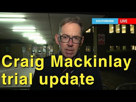 Jury still considering verdicts in MP Craig Mackinlay expenses trial