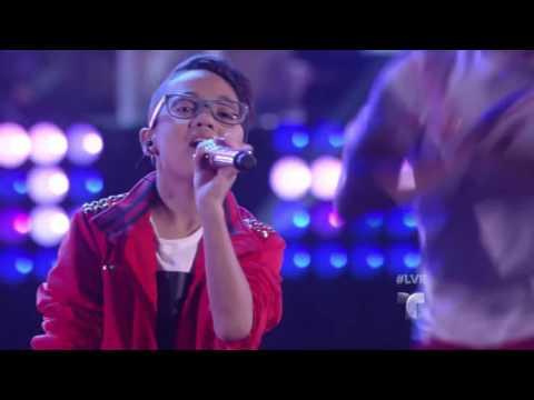 Jonael Santiago hace una presentación especial  | La Voz Kids 2016