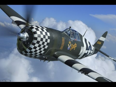 Thunderbolt P - 47 Republic Documentary
