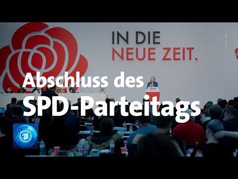 SPD-Parteitag: Vermögensteuer her,