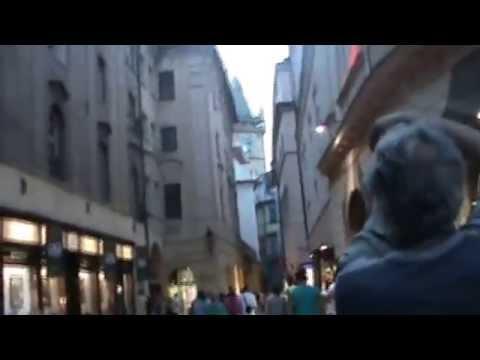 Прага Пешеходная экскурсия (Видео Турист)