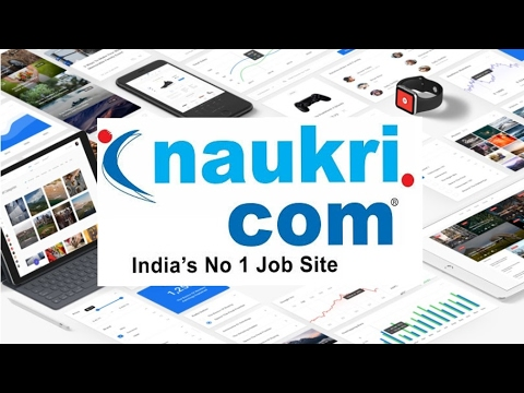How to Apply job in naukri.com   JOB Search for your Interviews
