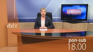 VTV Dnevnik najava 16. srpnja 2019.