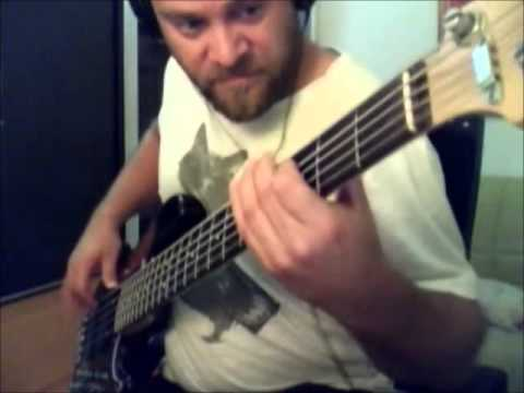 From This Day | Machine Head Bass Cover | Fender Roscoe Beck V