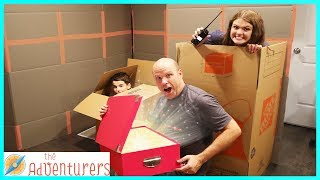 Extreme SARDiNES Hide And Seek LAST TO LEAVE! / That YouTub3 Family I The Adventurers