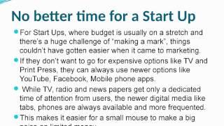 The Perfect Symbiosis: Digital Marketing and Social Media