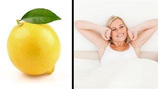 Eine Verwendung von Zitrone, die fast niemand kennt und dein Leben verändern wird!