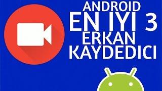 En İyi Android ekran kaydedici programlar #5
