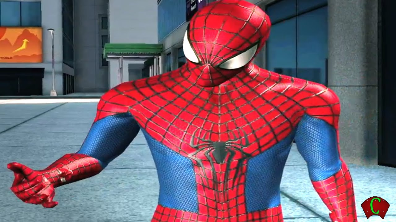 The Amazing Spider Man 2 Game Ios Android Windows Phone