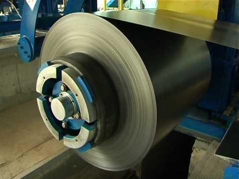 Юнистил - производство рулонной оцинкованной стали