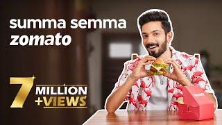 Summa Semma Zomato (Official) | Ani...