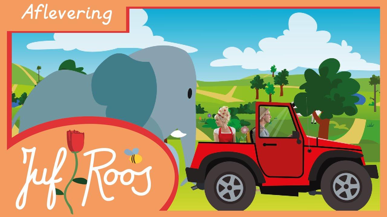Juf Roos • Olifantje in het Bos • Aflevering