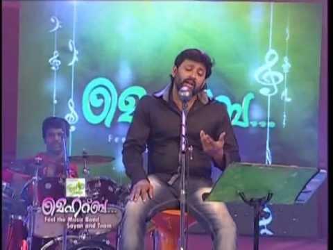 Dikru Cholli-Sakkeer Aluva Singing in Meharuba Episode -7 on 22-03-2013