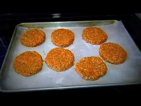 EASY Veggie Burger Recipe From Leftover Juice Pulp