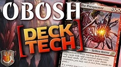Obosh - Deck Tech | The Command Zone #330 | Magic: The Gathering Commander / EDH