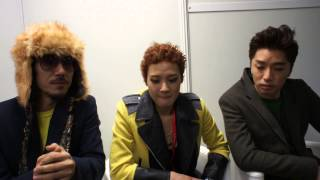 Interview with MFBTY's Tiger JK, t Yoon Mi Rae & Bizzy - midem 2013