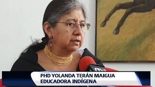 PUEBLOS INDÍGENAS LUCHAN POR DEFENDER LA BIODIVERSIDAD
