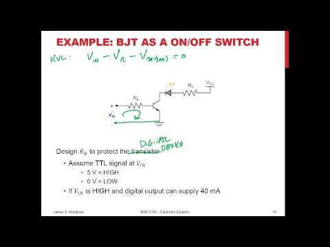 MSE5183 - Electronic Systems (part 3) repeat
