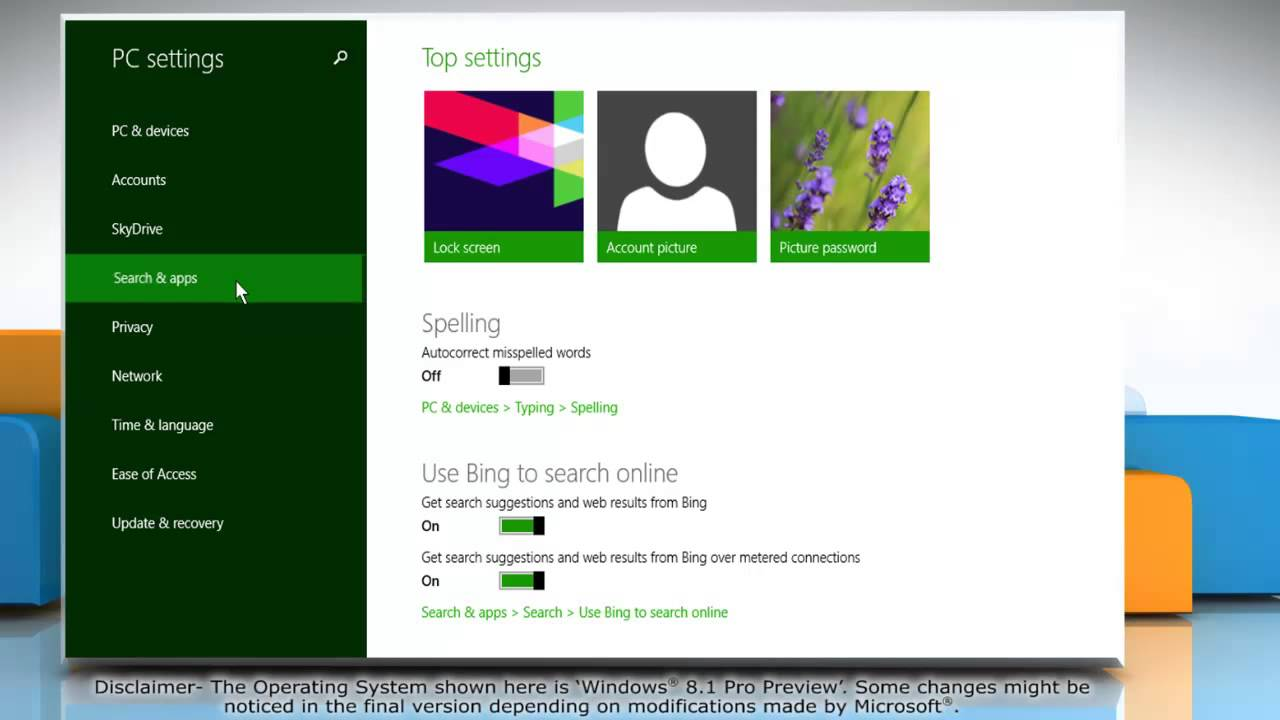 how to temporarily disable windows search