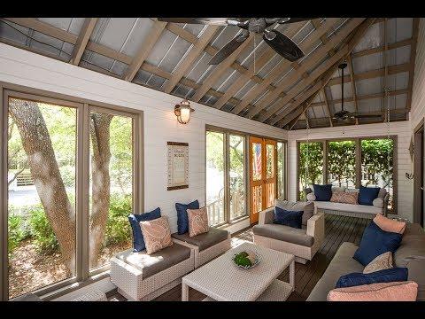 A Beautiful Day, Beach Vacation Rental In Seaside, Florida - Cottage Rental Agency