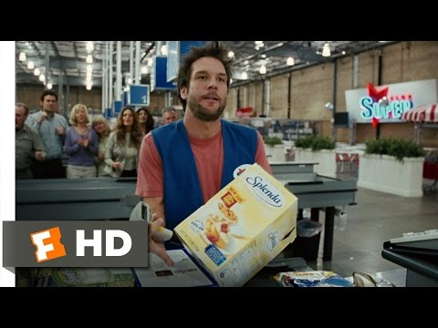 Employee of the Month (12/12) Movie CLIP - Check Stand Ring Off (2006) HD