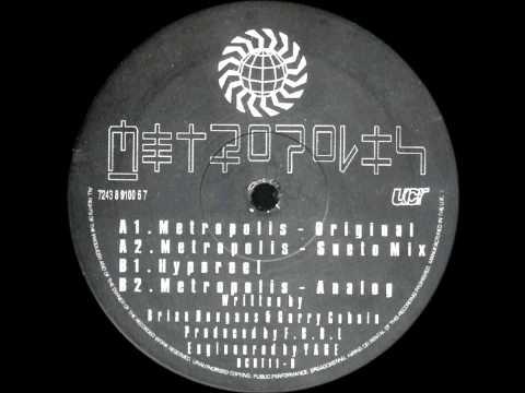 Metropolis - Hyporeel