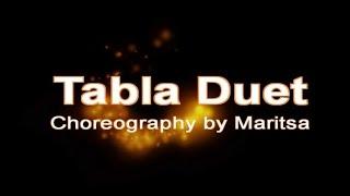 Видео уроки восточных танцев. Продвинутый уровень. Постановка Табла-дуэт.