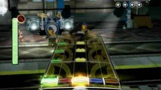 XBOX 360 Lego Rock Band Custom Song - (Anberlin - Never Take Friendship Personal)