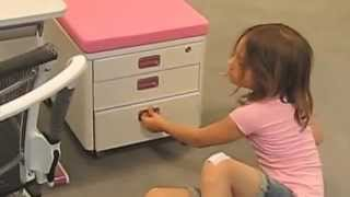 Discover The Moll Champion Ergonomic Study Desk With A Child