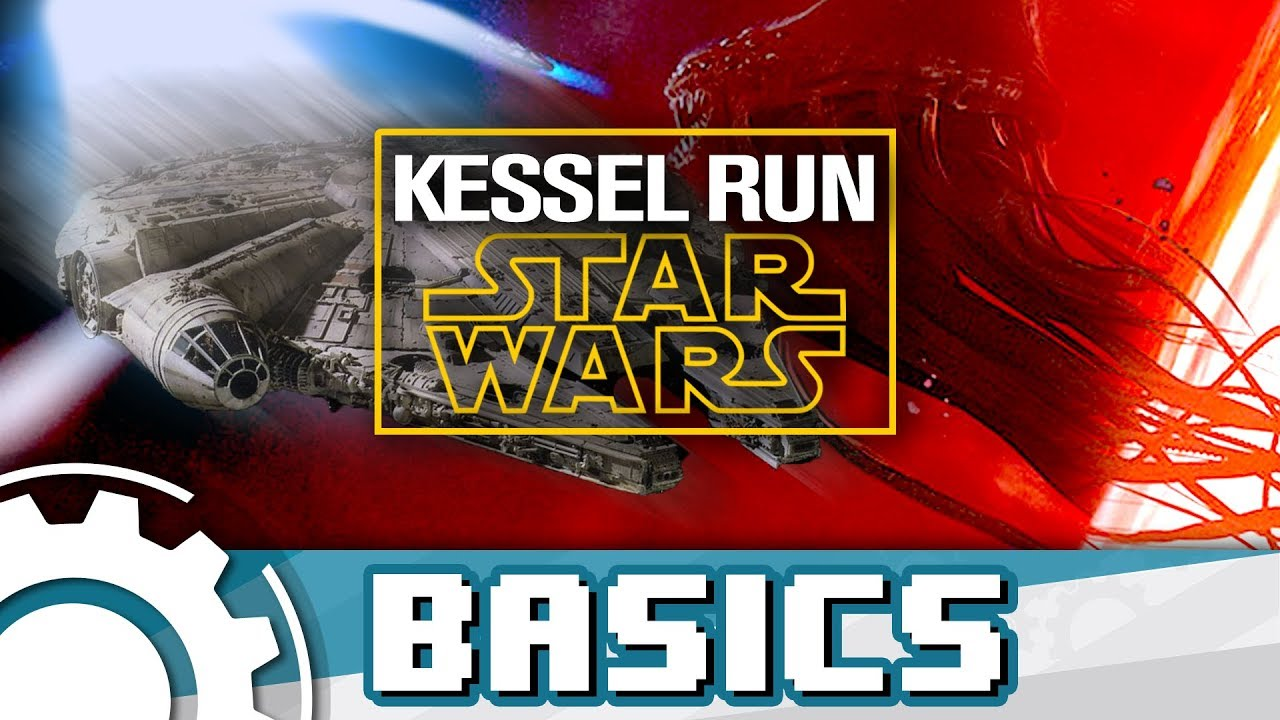 Was ist der Kessel Run ? [STAR WARS BASICS] - YouTube