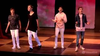 Участники шоу-концерта «Детский Голос»— Перемена мест (02.06.2018)