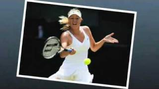 Maria Sharapova - Performance & Style Collide